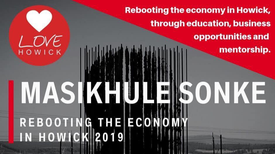 Love Howick 'Masikhule Sonke' Follow Up Letter